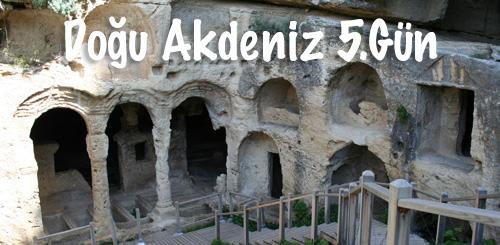 Doğu Akdeniz Turu 5.Gün ( Hatay )