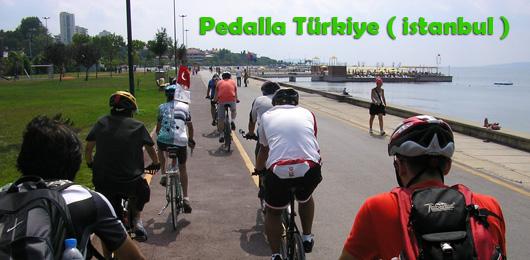 Pedalla Türkiye Sonrası ( İstanbul )