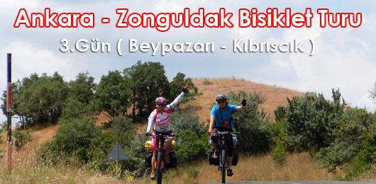 Ankara – Zonguldak Bisiklet Turu 3.Gün ( Beypazarı – Kıbrıscık )