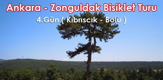 Ankara – Zonguldak Bisiklet Turu 4.Gün ( Kıbrıscık – Bolu )