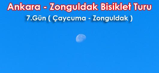 Ankara – Zonguldak Bisiklet Turu 7.Gün ( Çaycuma – Zonguldak )
