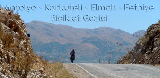 Antalya – Fethiye Bisiklet Turu