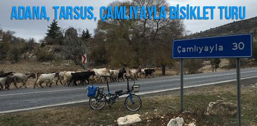 Adana, Tarsus, Çamlıyayla Bisiklet Turu