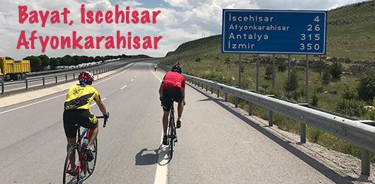 Bayat, İscehisar, Afyonkarahisar Bisiklet Turu