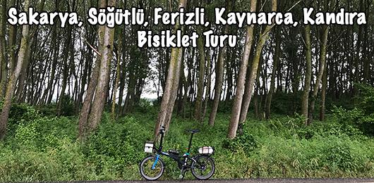 Sakarya, Söğütlü, Ferizli, Kaynarca, Kandıra Bisiklet Turu