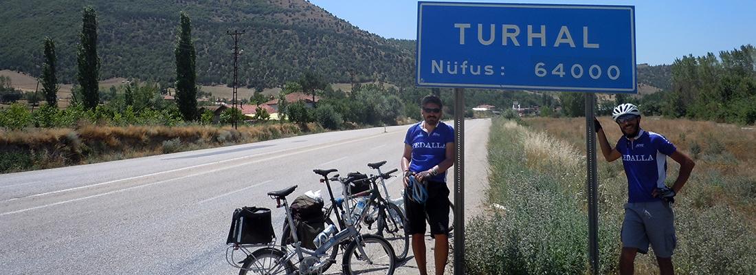 Çorum - Yıldızeli Bisiklet Turu