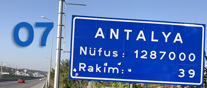 07 – Antalya