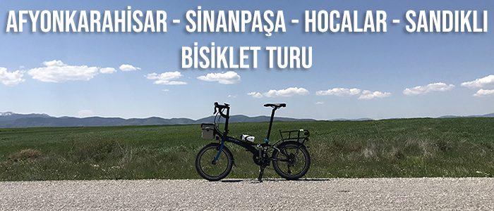 Afyonkarahisar, Sinanpaşa, Hocalar, Sandıklı Bisiklet Turu