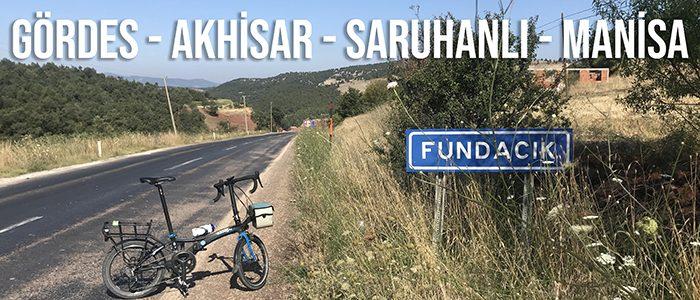 Gördes, Akhisar, Saruhanlı, Manisa Bisiklet Turu