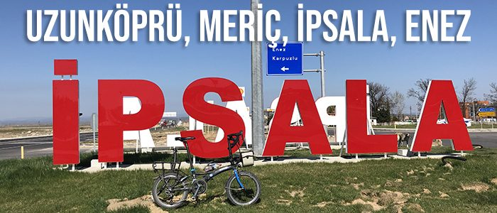 Uzunköprü, Meriç, İpsala, Enez Bisiklet Turu