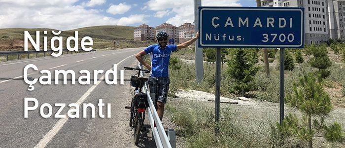 Niğde, Çamardı, Pozantı Bisiklet Turu