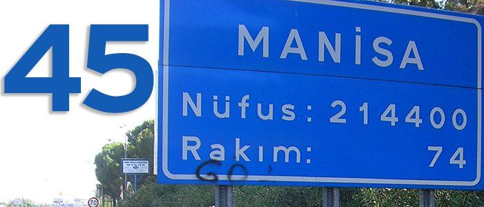 45 – Manisa