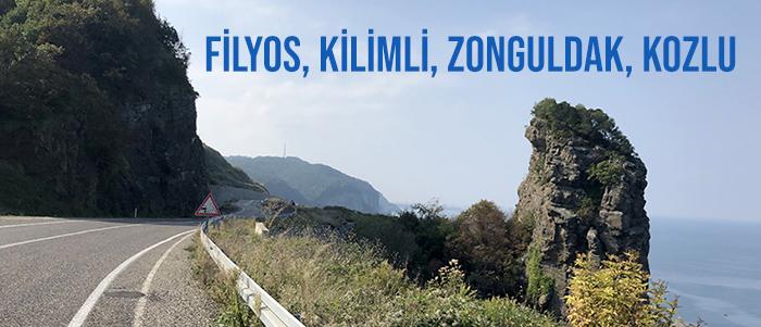 Filyos, Kilimli, Zonguldak Bisiklet Gezisi